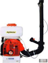 Agrimotor 3WF-600C Benzinmotoros levegős permetező gép, 2 ütemű 59 cm3 motor