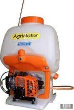 Agrimotor 3WZ-25 Benzinmotoros permetező gép, 2 ütemű 26 cm3 - es motor