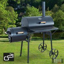 BBQ big grillsütő