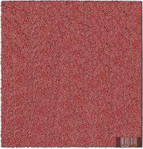 ReFlex Esésvédő Gumilap (Vastagság: 4 cm, Méret: 100X100 cm, vörös)