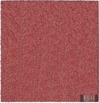 ReFlex EsésVédő Gumilap (Vastagság: 5 cm, Méret: 100X100 cm, vörös)