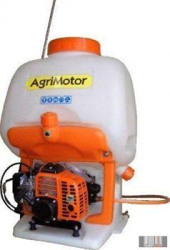 Agrimotor 3WZ-25 Benzinmotoros permetező gép, 2 ütemu 26 cm3 - es motor