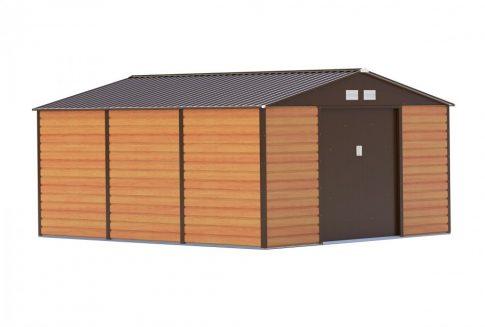 GAH 1300 - 340 x 383 cm kerti ház, barna