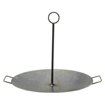 Perfect Home 12933 Vas grill tárcsa - boronatárcsa kétfunkciós 60cm