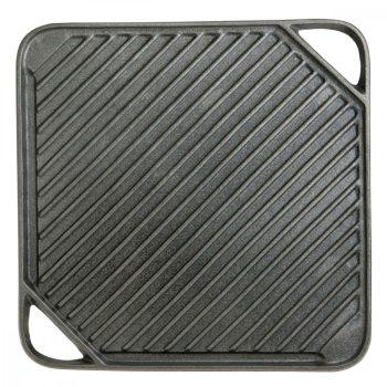 Activa Univerzális öntöttvas grill-lemez 265 x 265 mm 20020